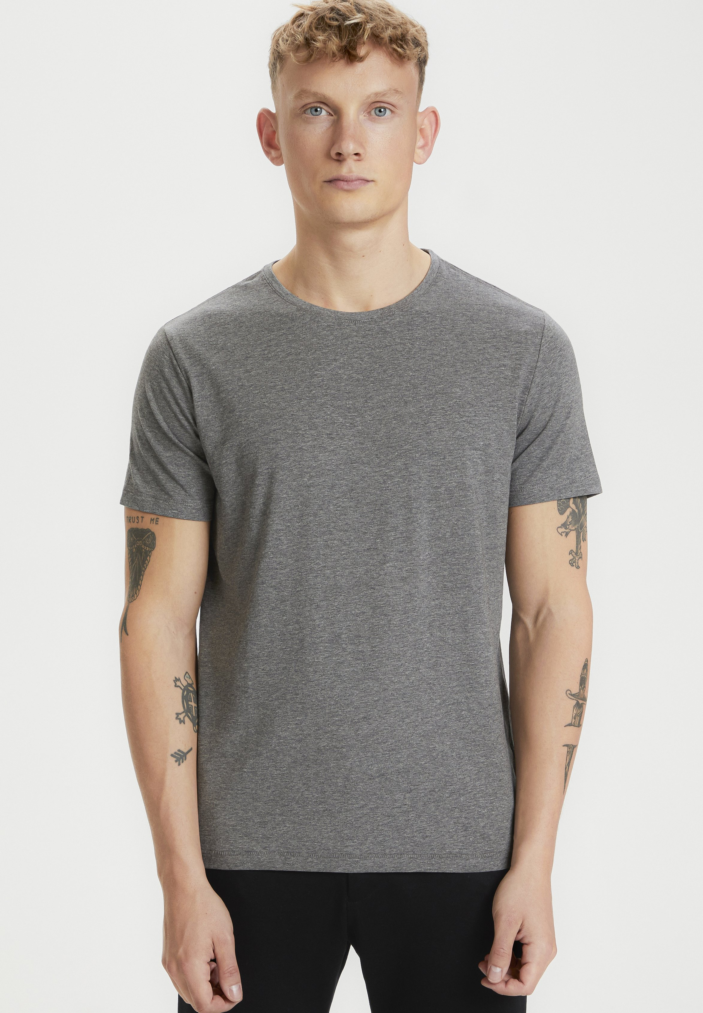 Uomo JERMALINK - T-shirt basic