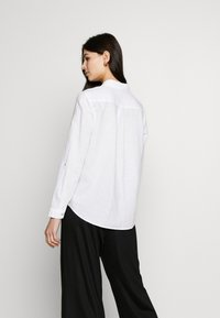 Esprit - CORE - Button-down blouse - white - 2