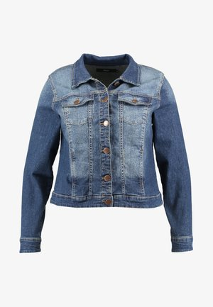 LONG SLEEVE - Chaqueta vaquera - blue denim
