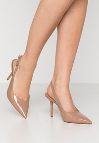 ALDO - JULIETTA - High heels - bone - 0