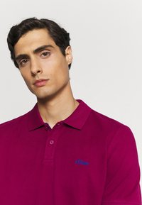 s.Oliver - KURZARM - Polo shirt - pink - 3