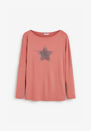 DOLMAN  - Pitkähihainen paita - light pink