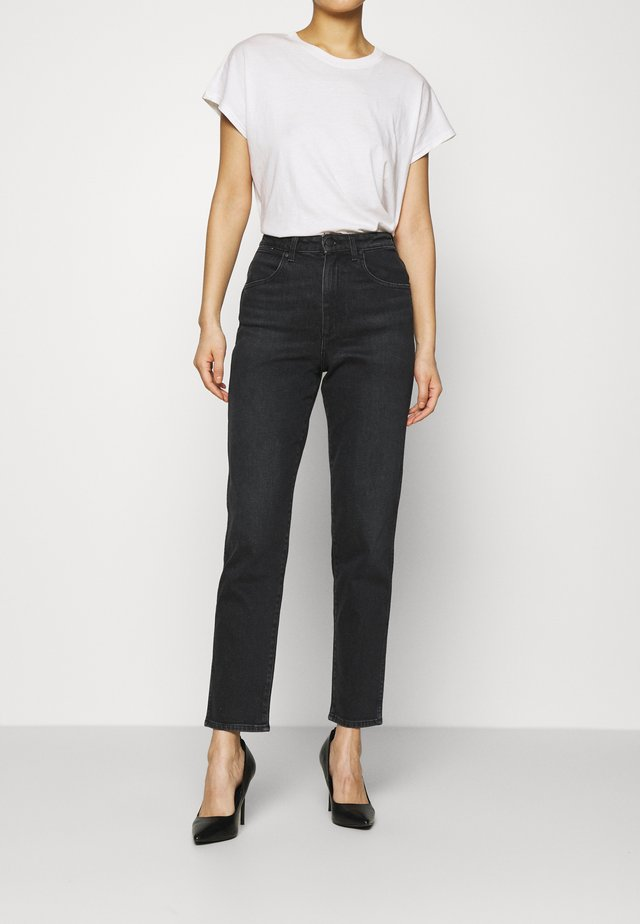 MOM  - Jeansy Relaxed Fit - night fever
