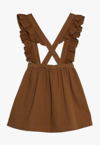 Soft Gallery - DIXIE SKIRT BRACES - A-line skirt - bone brown - 1