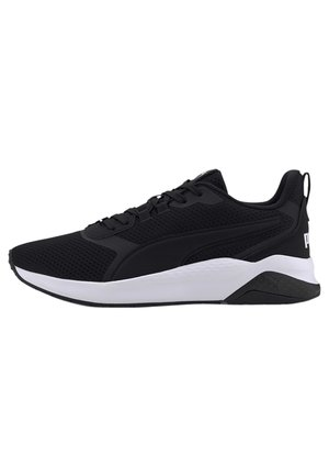 Baskets basses - puma black-puma white