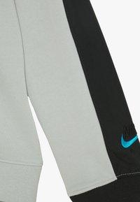 Nike Sportswear - AIR HOODIE UNISEX - Hoodie - grey fog/black/white - 2