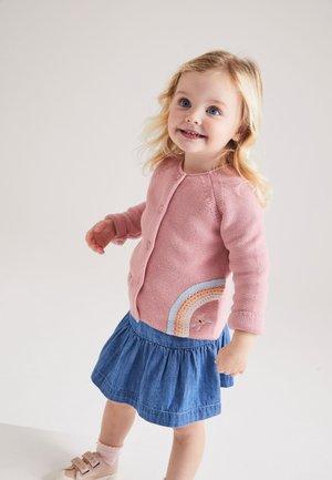 RAINBOW - Cardigan - pink