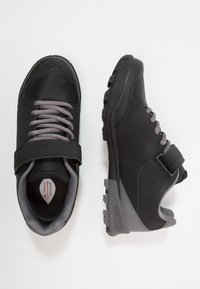 Vaude - DOWNIEVILLE - Trekingové boty - black - 1