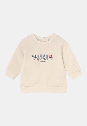 BOBBI UNISEX - Sweatshirt - dark vanilla