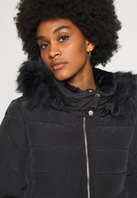 ONLY - ONLCAMILLA QUILTED  - Winter coat - black - 5