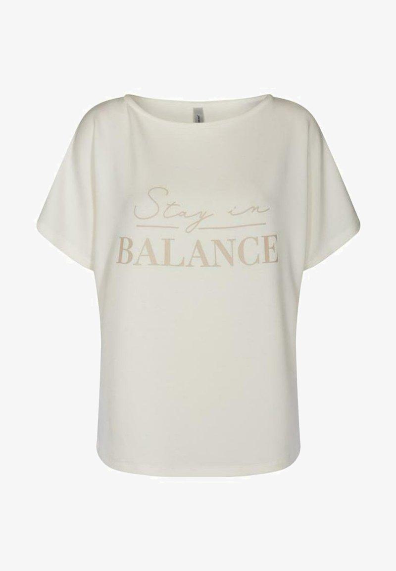 Soyaconcept - Print T-shirt - cream