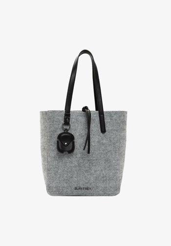 KRISTY SHOPPER  - Tote bag - grey