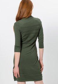 zero - Jumper dress - dark basil - 2