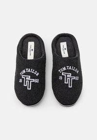 TOM TAILOR - Pantuflas - grey - 3