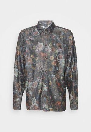 LAYER SHIRT - Shirt - melancholia