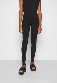 ONLY Tall - ONLOLIVIA - Leggings - Trousers - black - 0