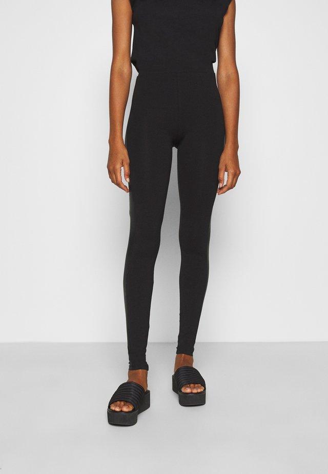 ONLOLIVIA - Leggingsit - black