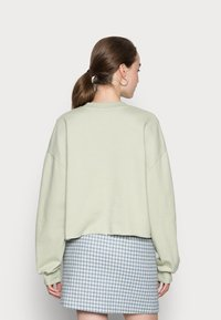 EDITED - RENATA SWEATER - Sweatshirt - desert sage green - 2