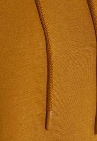 ONLY - ONLJENA LIFE LONG HOODIE - Felpa con cappuccio - glazed ginger - 6