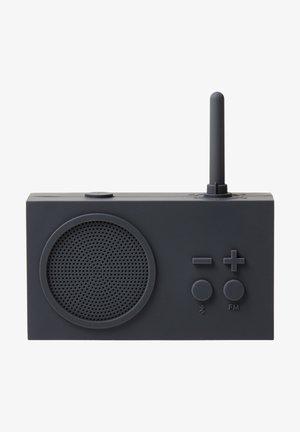 Radio - dunkelgrau