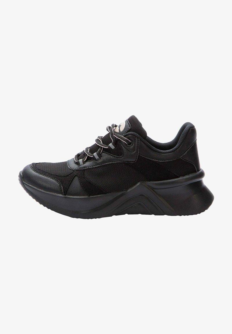 GRÜNBERG - Sneakersy niskie - black
