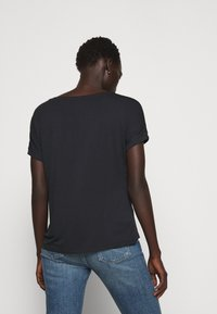 MAX&Co. - CREDERE - Blouse - navy blue - 2