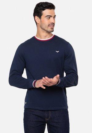 2 PACK - Sweatshirt - blau/grau