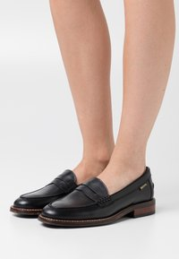 Barbour - BLENHEIM - Slip-ons - black - 0