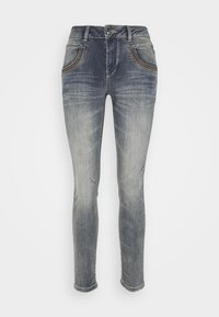 Mos Mosh - SHADE - Jeans Skinny Fit - blue - 0