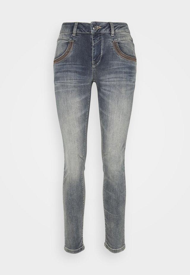 SHADE - Skinny džíny - blue