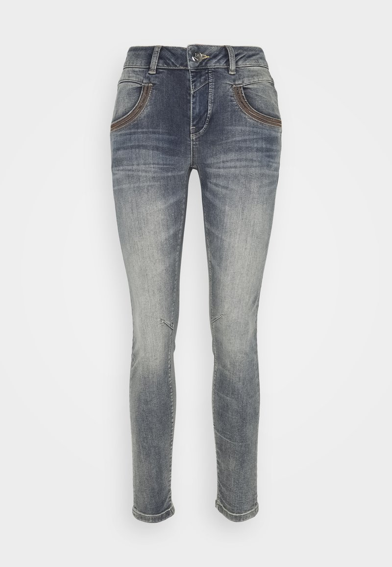 Mos Mosh - SHADE - Jeans Skinny Fit - blue