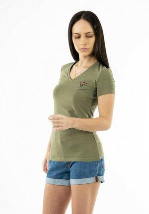 T-shirt basic - vert