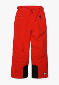 Killtec - GAUROR UNISEX - Zimní kalhoty - dunkelorange - 2