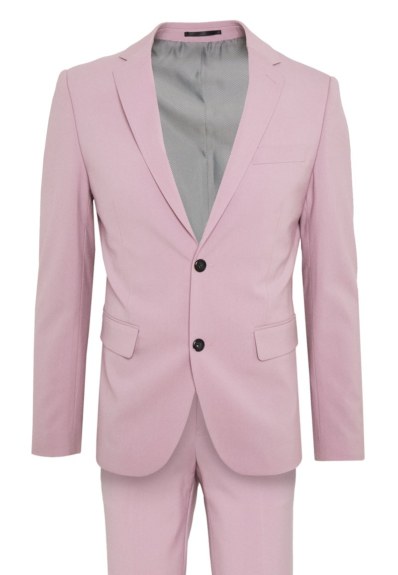 Lindbergh - PLAIN MENS SUIT - Suit - purple