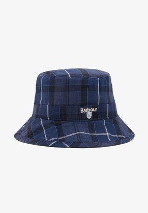 TARTAN BUCKET HAT - Hut - ink