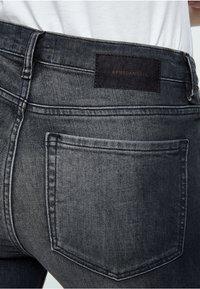 ARMEDANGELS - TILLY - Slim fit jeans - grey wash - 3