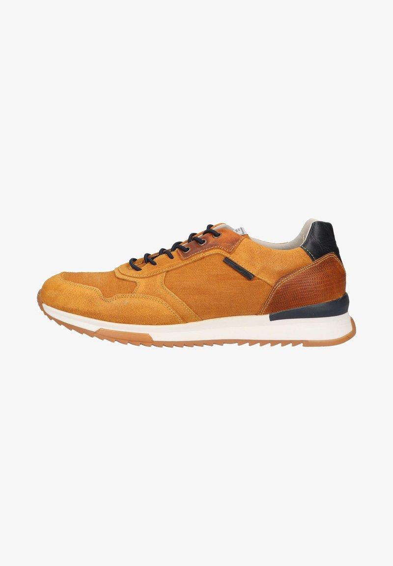 Bullboxer - Sneakers - yellow tywn