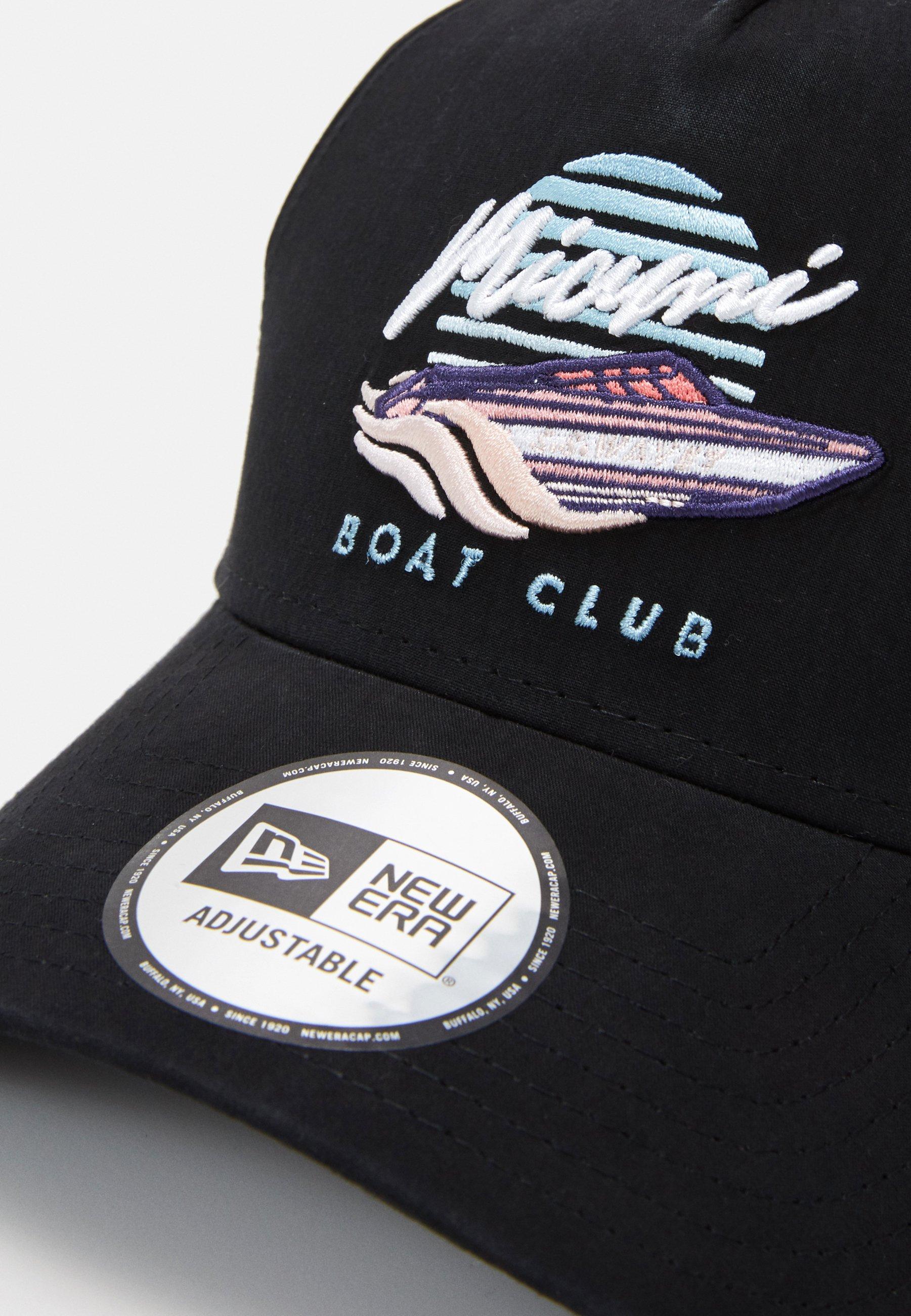 New Era Beach Trucker - Cap Black/schwarz