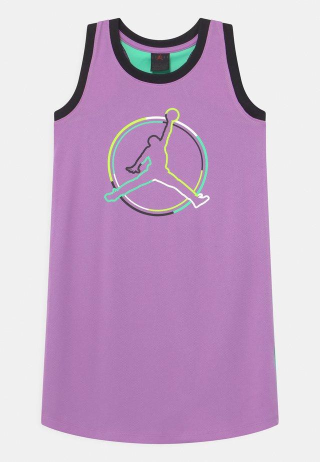 J'S ARE FOR GIRLS - Jurken - violet shock