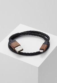 Le Cord - Cavo per ricarica - black/dark wood - 4