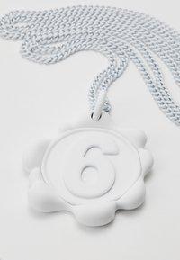 MM6 Maison Margiela - Náhrdelník - white - 4