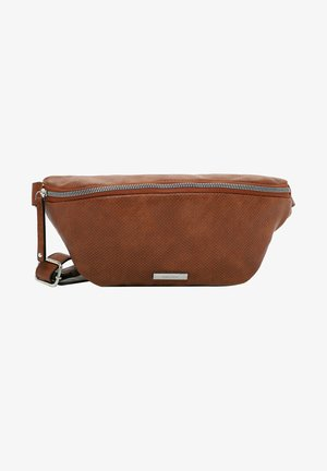 FRANZY - Bum bag - cognac