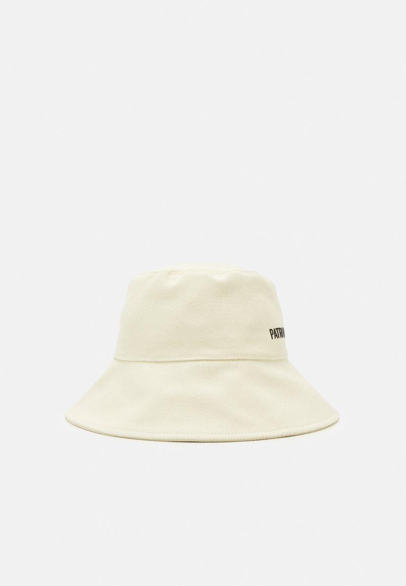 Patrizia Pepe - CAPPELLO HAT - Hat - natural beige