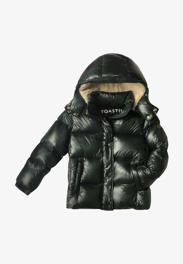 LUNAR PUFFERJACKET - Gewatteerde jas - dark green