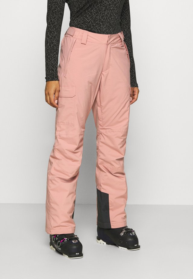 SWITCH INSULATED PANT - Snow pants - ash rose