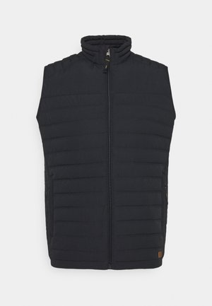 JJBASE LIGHT VEST - Veste sans manches - dark navy