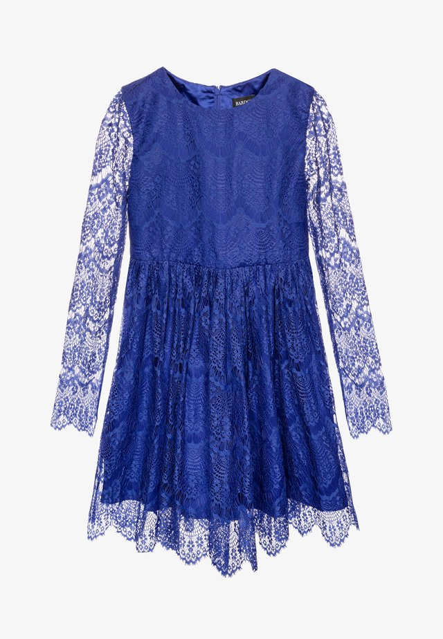 GERTRUDE DRESS - Cocktailkjoler / festkjoler - amparo blue