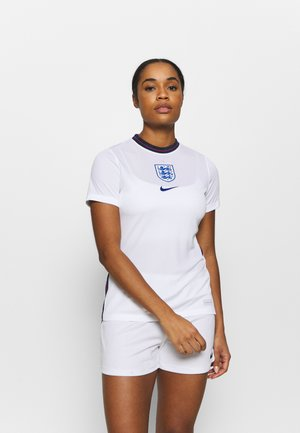 ENGLAND - Club wear - white/royal