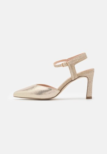 High heels - stone