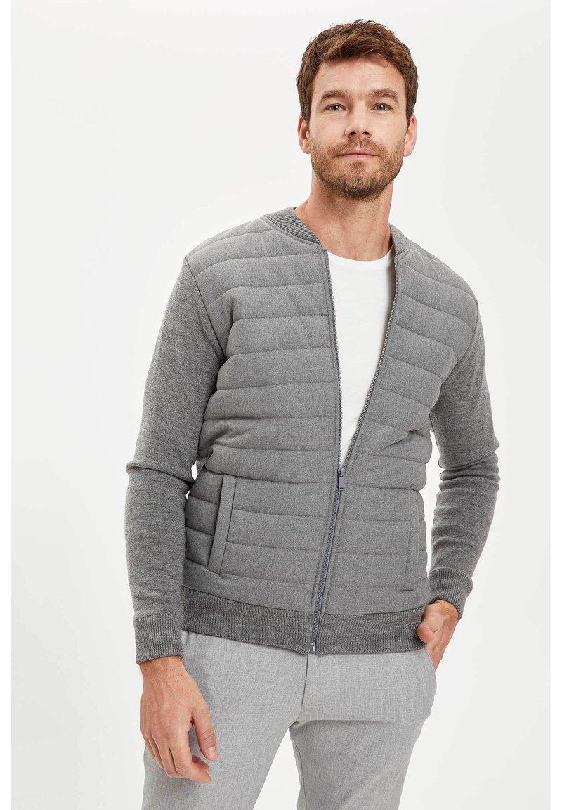 DeFacto - Cardigan - grey
